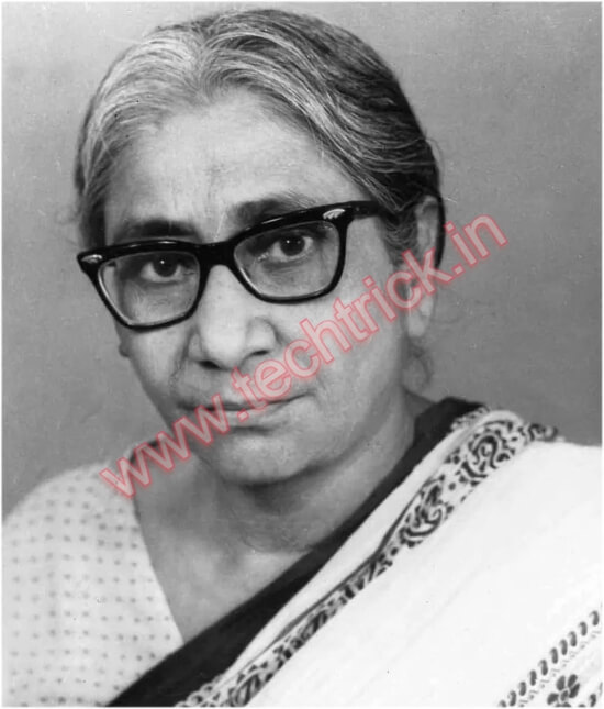 Asima Chatterjee - An Indian Organic Chemist (Women Scientists of India)