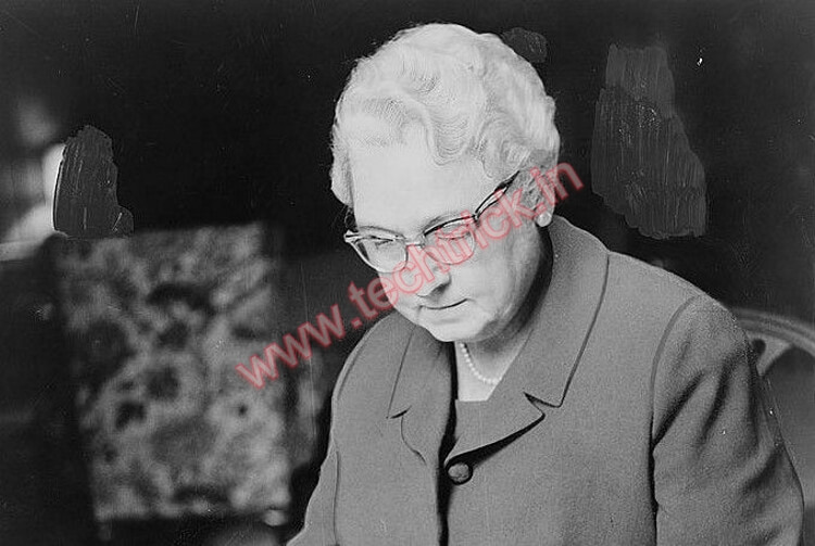 Virginia Apgar - An American Obstetrical Anesthesiologist
