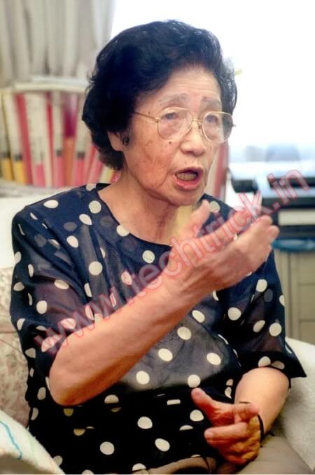 katsuko Saruhashi - A Japanese Geochemist And Researcher