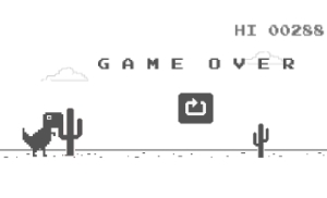 How To Hack the Hidden Google Chrome Dinosaur Game