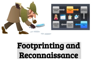 Footprinting and Reconnaissance