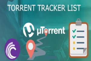 Torrent Trackers List To Increase Downloading Speed 100 Working