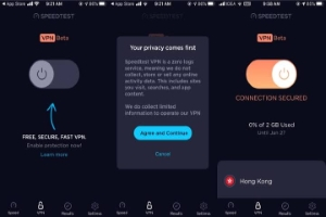 Another Free VPN Is Here Speedtest VPN By Ookla