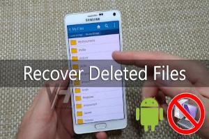 How To Recover Deleted Files Images Videos From Android Phone