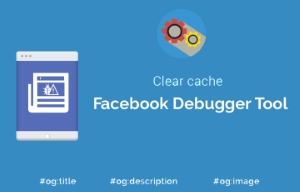 How to clear Facebook Sharer Cache