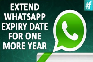 How To Extend Whatsapp Validity