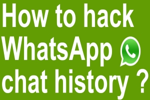 Hack Your Friends Whatsapp Conversation