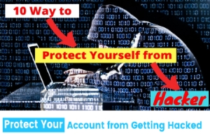 10 Ways To keep Your Internet Identity Safe From Hackers