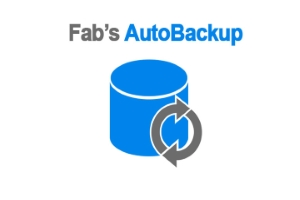 Fabs AutoBackup - A Free Security program for Windows