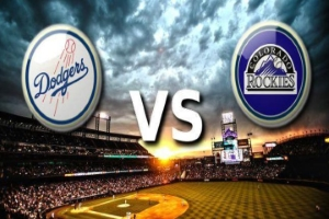 Live: Los Angeles Dodgers vs Colorado Rockies