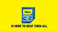 Idea free Recharge trick to get 2g/3g internet data