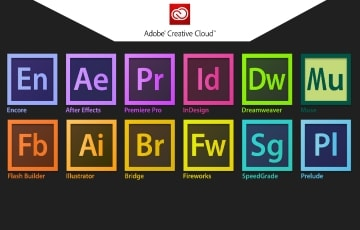 Download Free All ADOBE program (Software) CC