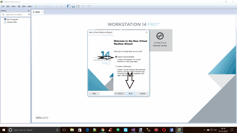 how to install kali linux in vmware workstation