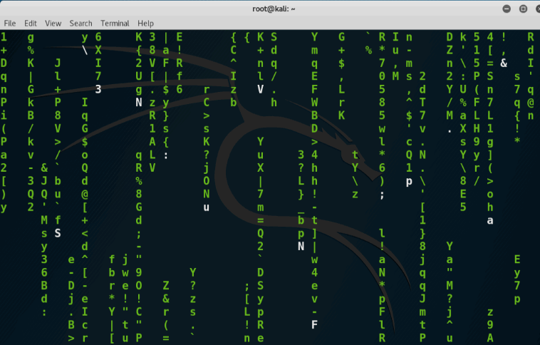 How To Get Matrix Effect Terminal On Kali Linux