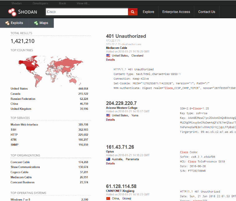 Shodan a Search Engine for Hackers (Beginner Tutorial)