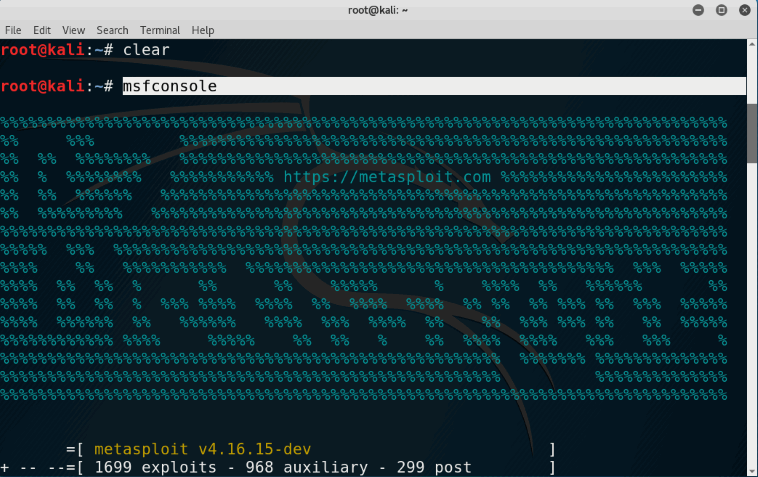 Information Gathering using Metasploit