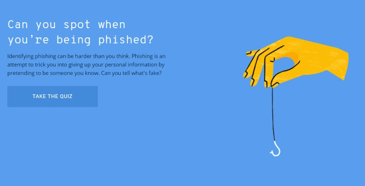 Google Wants To Quiz You On Phishing Emails