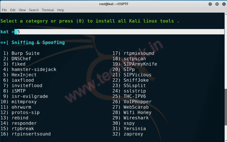 How to Install All Kali Linux Tools on any Linux - OSPTF