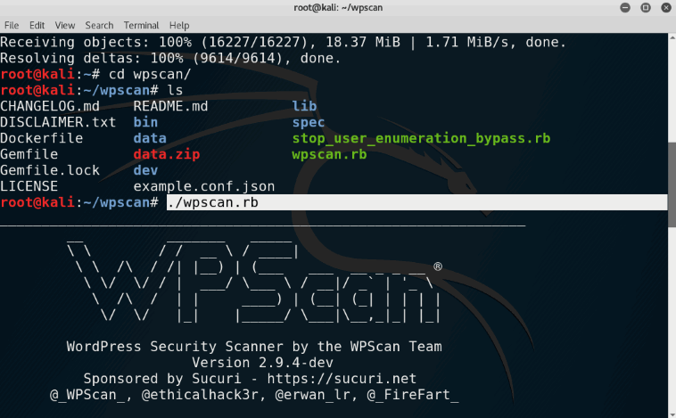 How to Hack a Wordpress Website with WpScan