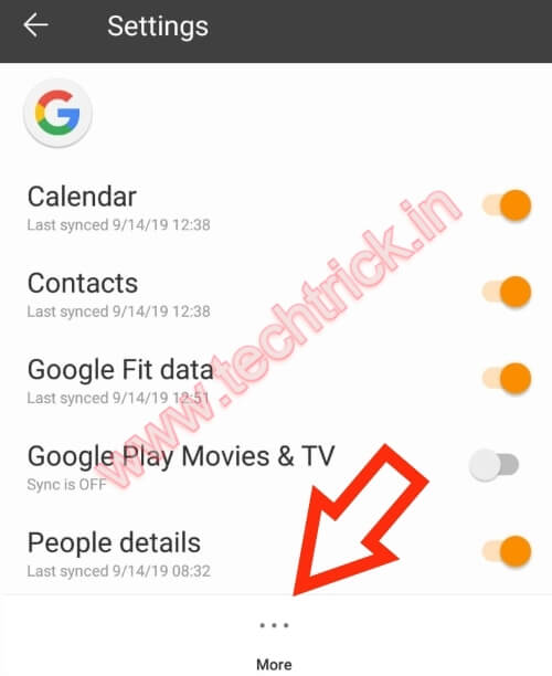 How To Sign Out Of Play Store