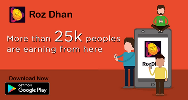 How Is Earning Done on The Roz Dhan App