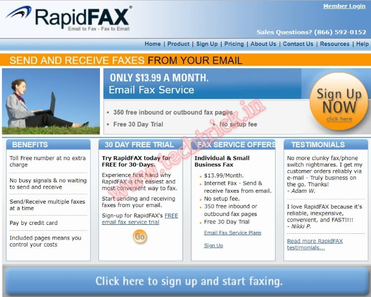How To Send A Fax From Gmail