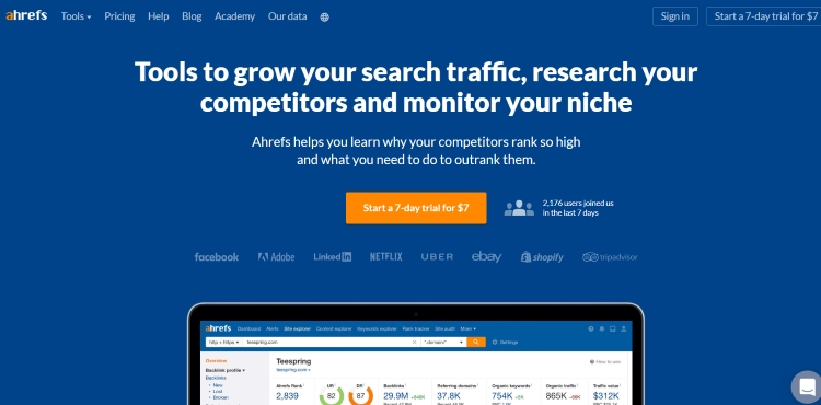 Top 10 Best Blogging Tools To Help You Write Better Ahrefs