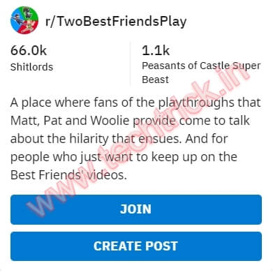Two Super Best Friends Reddit